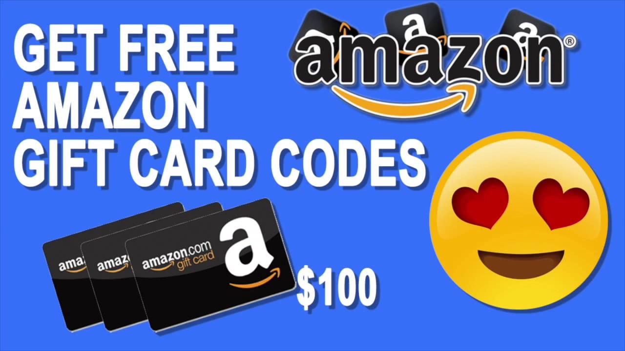 Get Free Amazon Gift Card Codes No Surveys No Download